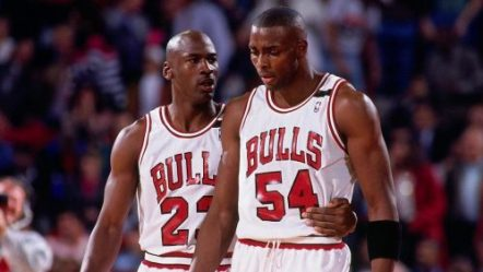 "Horace Grant's Negative Reaction to Michael Jordan and ""The Last Dance"" Documentary"