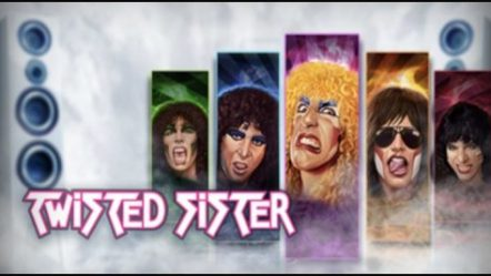 Play'n GO keeps rocking to the music with new Twisted Sister video slot