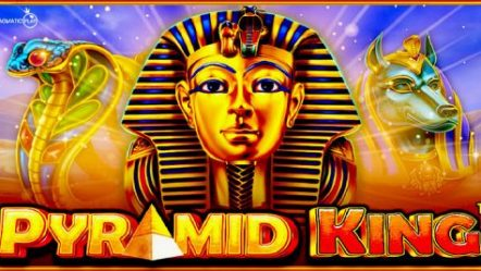 Pragmatic Play releases new Ancient Egyptian-themed slot Pyramid King