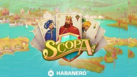Habanero pays homage to Italy's most popular card game with launch of new Scopa video slot