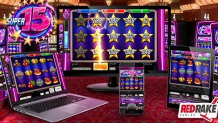 Red Rake Gaming launches new star-studded Super 15 Stars online slot game