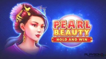 Playson releases new online slot Pearl Beauty: Hold And Win with popular mechanics and in-game jackpots