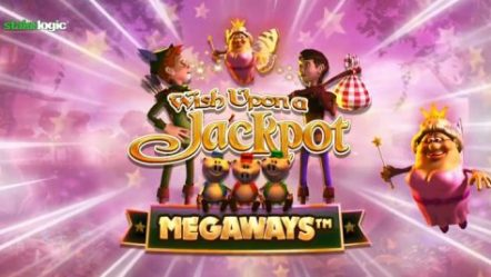 """Iconic fairy godmother returns in Blueprint Gaming's new """"fabulous fairytale slot"""" Wish Upon a Star Megaways"""