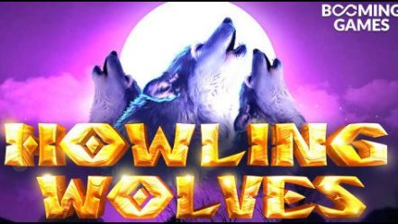 Booming Games Limited goes native with new Howling Wolves video slot