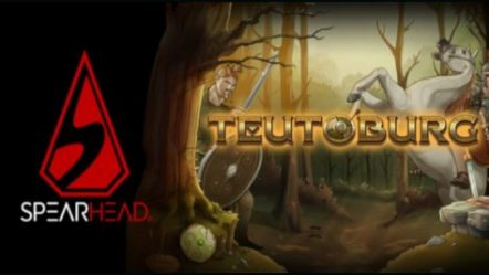 Spearhead Studios goes historic with new Teutoburg video slot