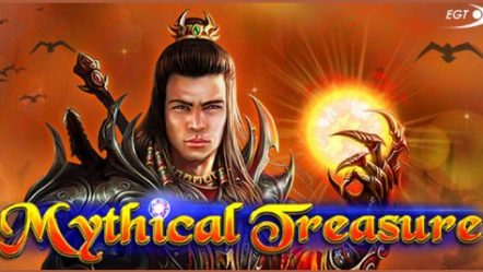 EGT Interactive launches new Mythical Treasure online slot game