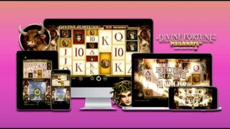 NetEnt AB updates a favorite with new Divine Fortune Megaways video slot