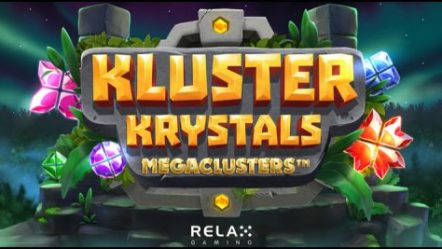 Relax Gaming Limited debuts new Kluster Krystals Megaclusters video slot