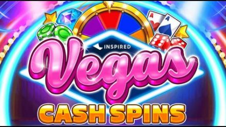 Inspired Entertainment Incorporated debuts new Vegas Cash Spins video slot