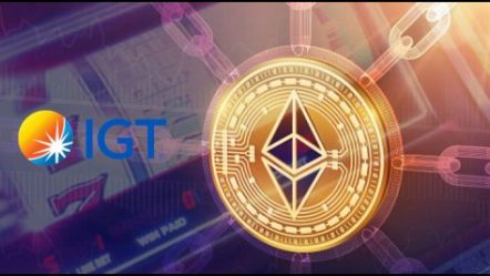 IGT receives cryptocurrency patent for land-based gaming machines