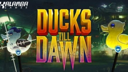 Travel to a spooky fairground with Kalamba Games' new Ducks Till Dawn online slot game