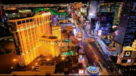 Nevada aggregated gross gaming revenues post an expected dive for February