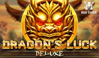 Red Tiger Gaming releases new online slot Dragon's Luck Deluxe
