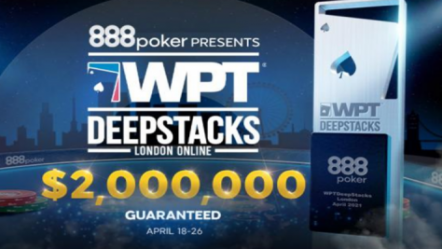 WPT DeepStacks London begins with two players already claiming online poker wins