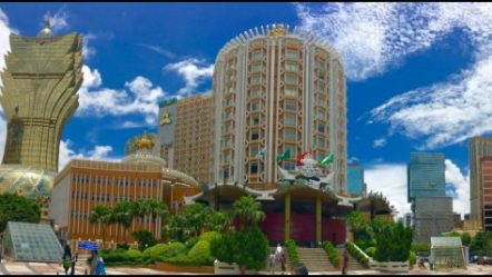 Macau aggregated gross gaming revenues hurt by new travel restrictions