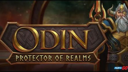 Play'n GO debuts the cluster-pays Odin: Protector of Realms online video slot
