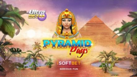 """iSoftBet new online slot Pyramid Pays boasts """"big win potential"""""""