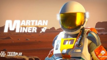 BB Games licenses ReelPlay mechanic for new online slot Martian Miner Infinity Reels released by Yggdrasil