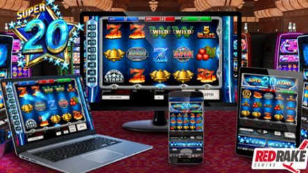 Red Rake Gaming announces the release of new online slot Super 20 Stars