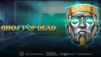 Play'n GO continues a winner with its new Ghost of Dead video slot