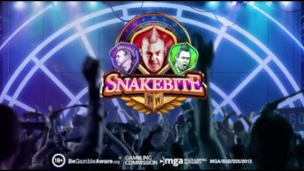 Play'n GO is entering the world of darts with its new Snakebite video slot