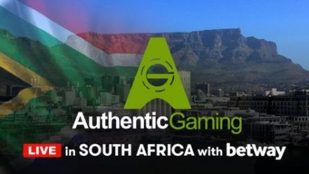 Authentic Gaming enters South Africa with Betway in new live casino content deal