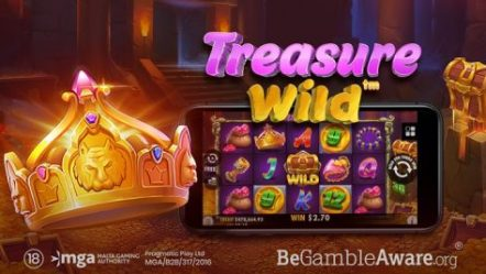 Pragmatic Play revisits money collector concept in new online slot Treasure Wild