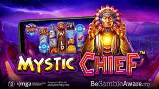 Conjure up some BIG WINS in Pragmatic Play's new video slot release, Mystic Chief